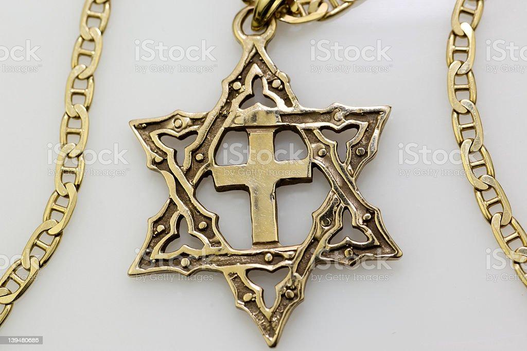 Messianic Jewelry stock photo