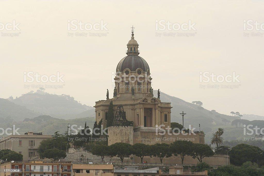 Messina stock photo