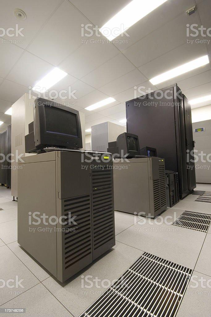 IBM Metaframe royalty-free stock photo