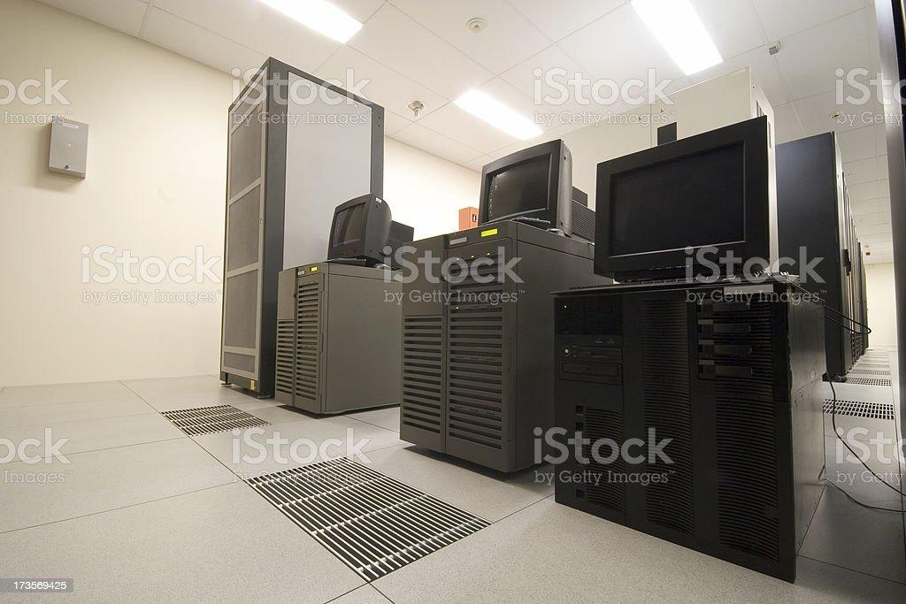 IBM Metaframes royalty-free stock photo