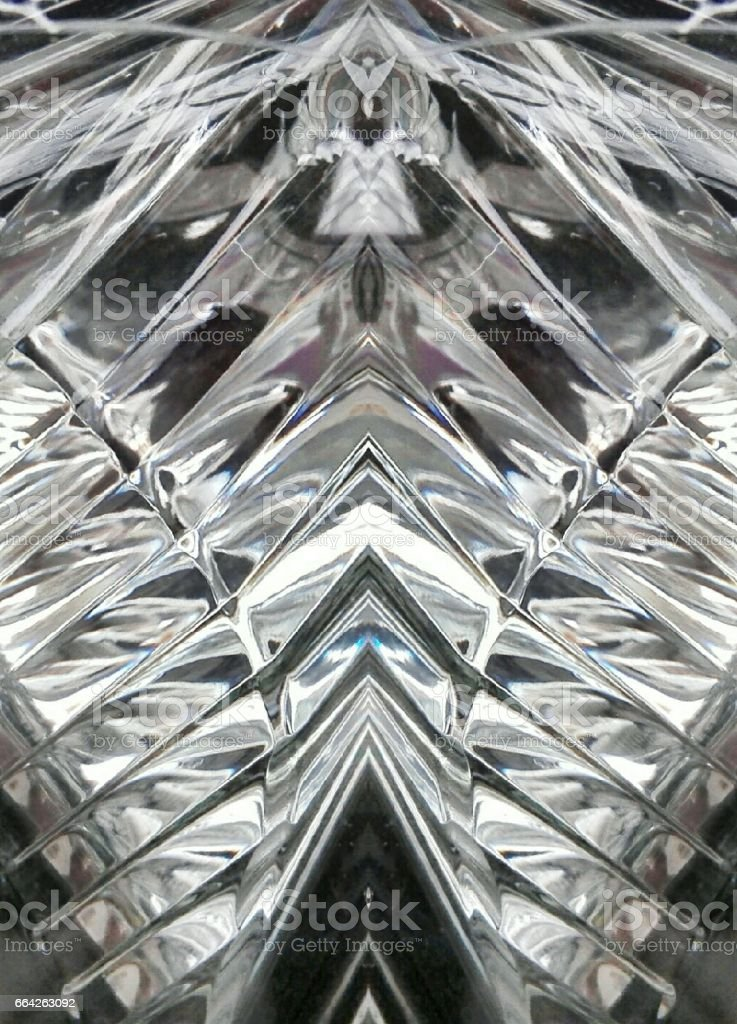 Metal Abstract Background Mandala stock photo