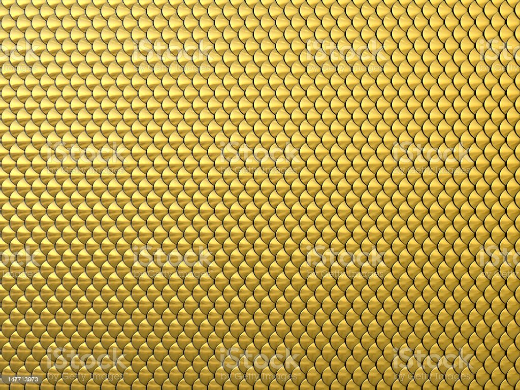 Metal animal skin stock photo