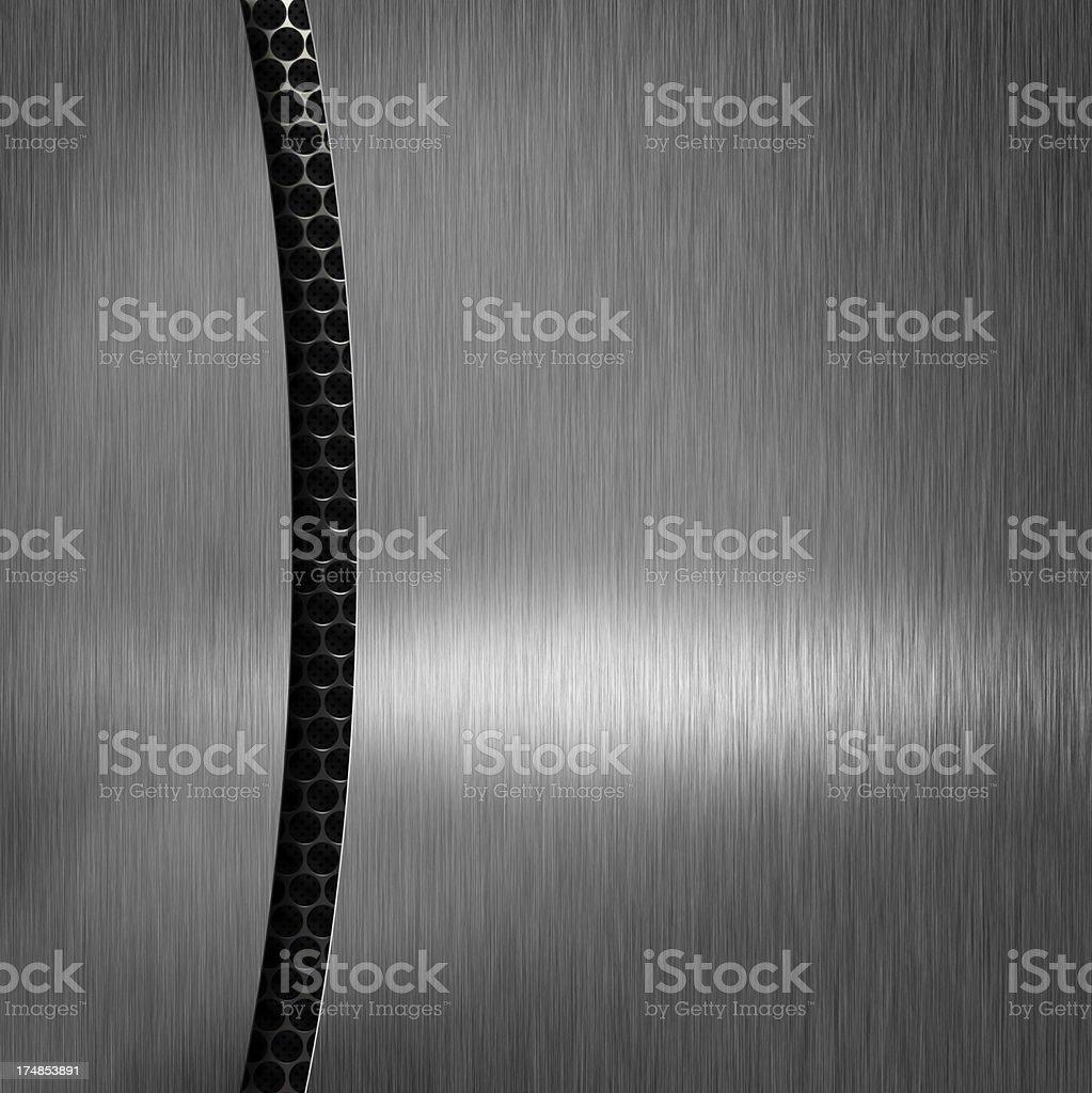 Metal background. royalty-free stock photo