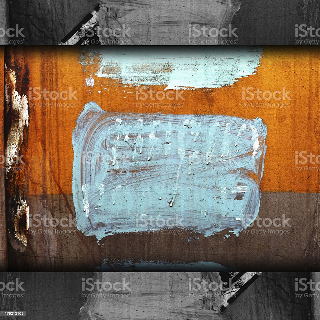 metal background plate rust texture old table iron design rusty royalty-free stock photo