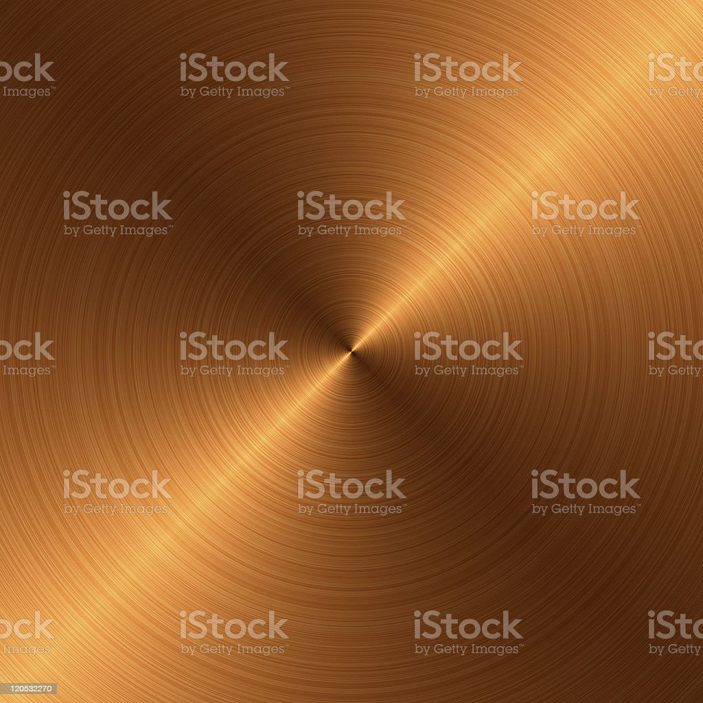 Metal Brushed Texture royalty-free stock photo