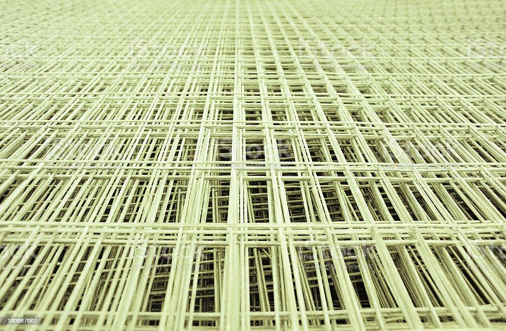 metal construction materials royalty-free stock photo