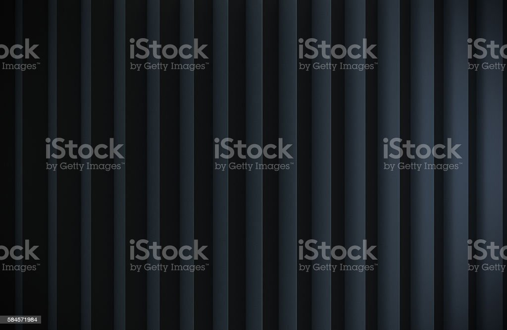 Metal container background 3d render stock photo