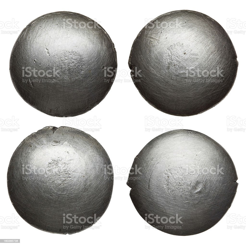 Metal details royalty-free stock photo