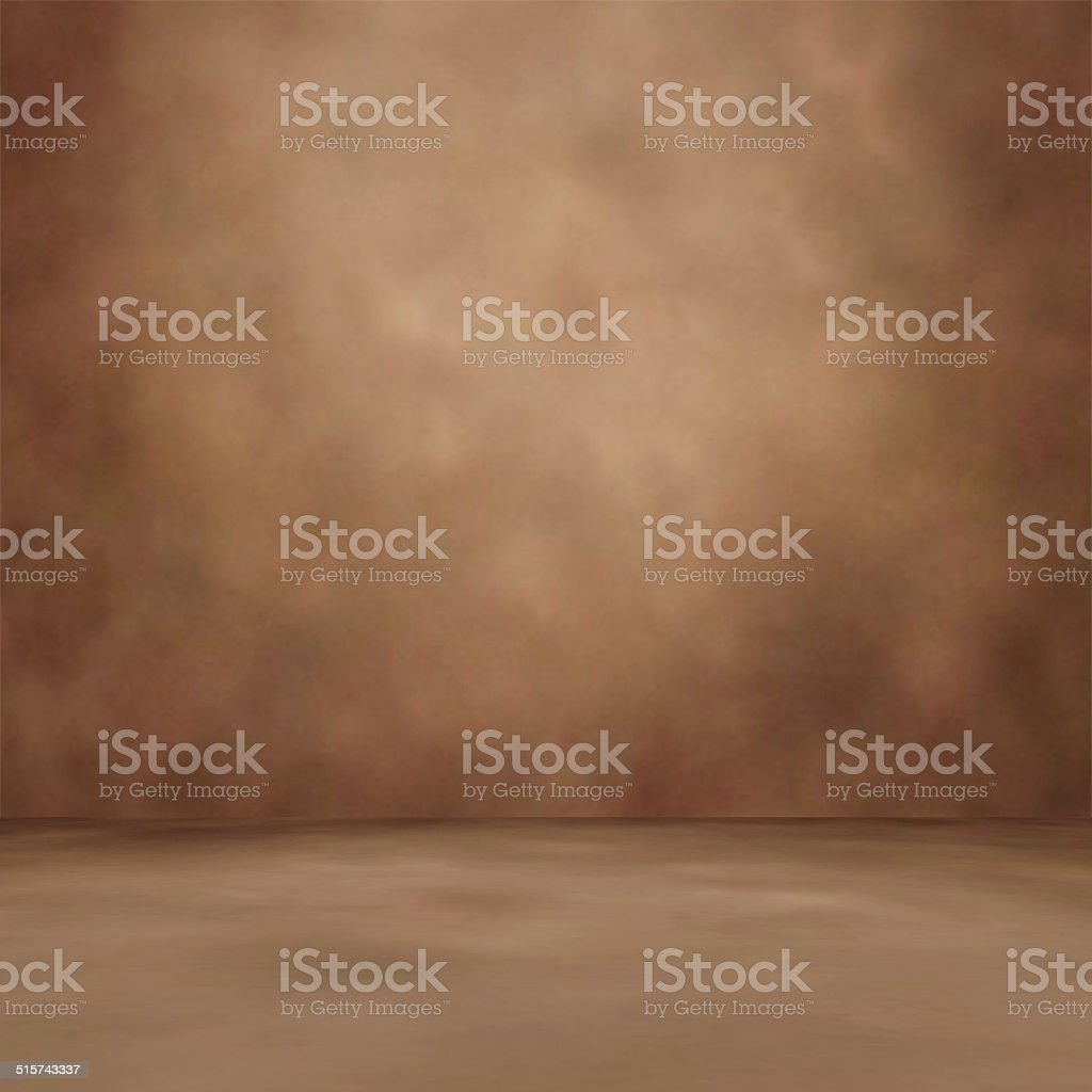 Metal Floor Vinyl Backdrop stock photo