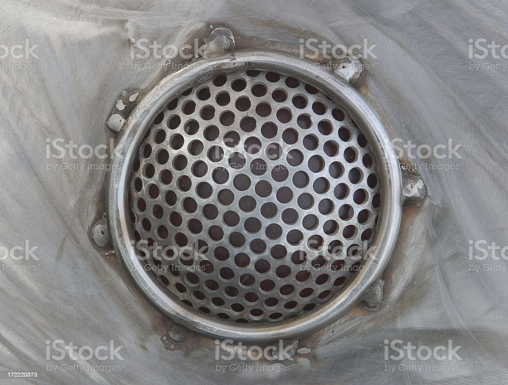 Metal Form royalty-free stock photo