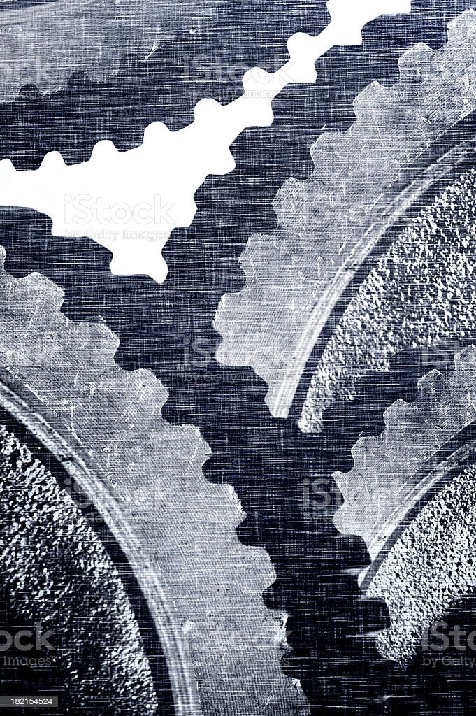 Metall Getriebe – Foto