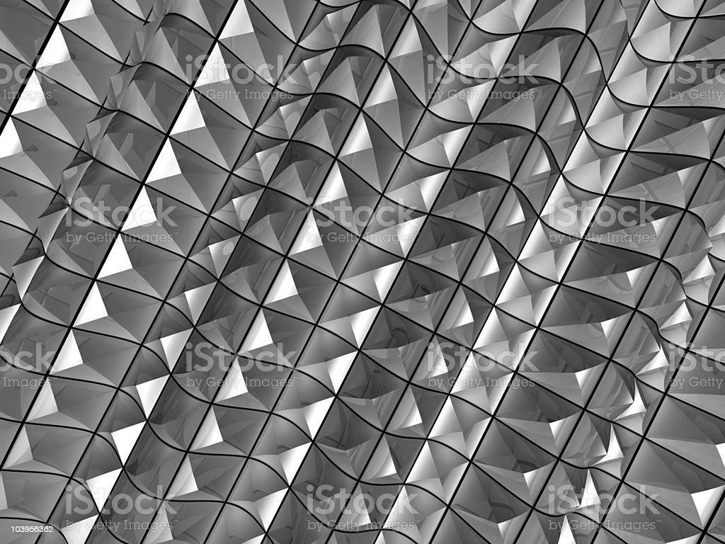 Metal glisten effect pattern background royalty-free stock photo