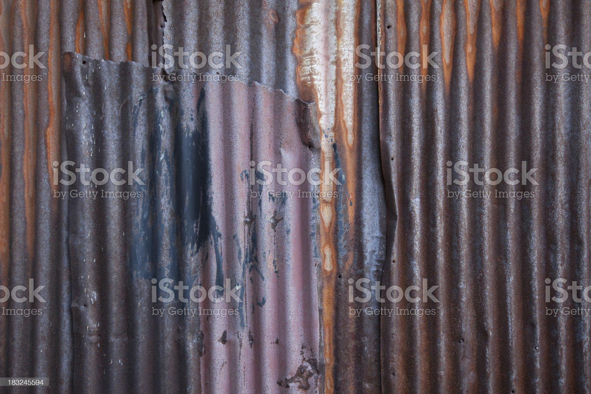 Metal Grunge Background royalty-free stock photo