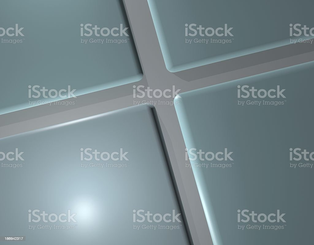 3D metal material background royalty-free stock photo