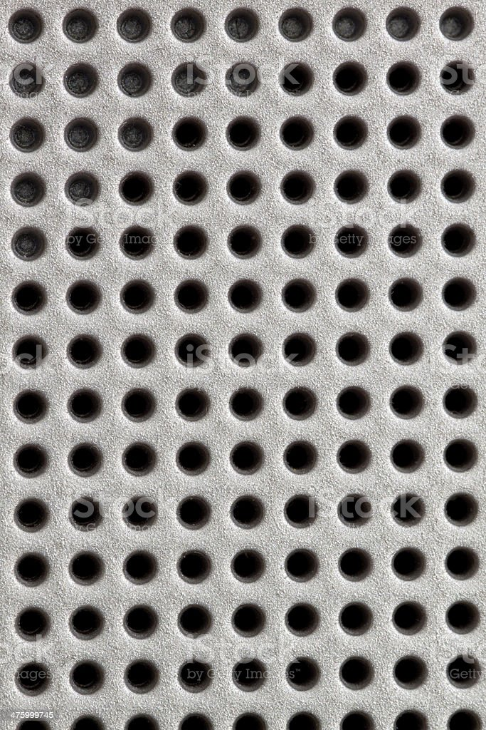 Metal Mesh Pattern royalty-free stock photo