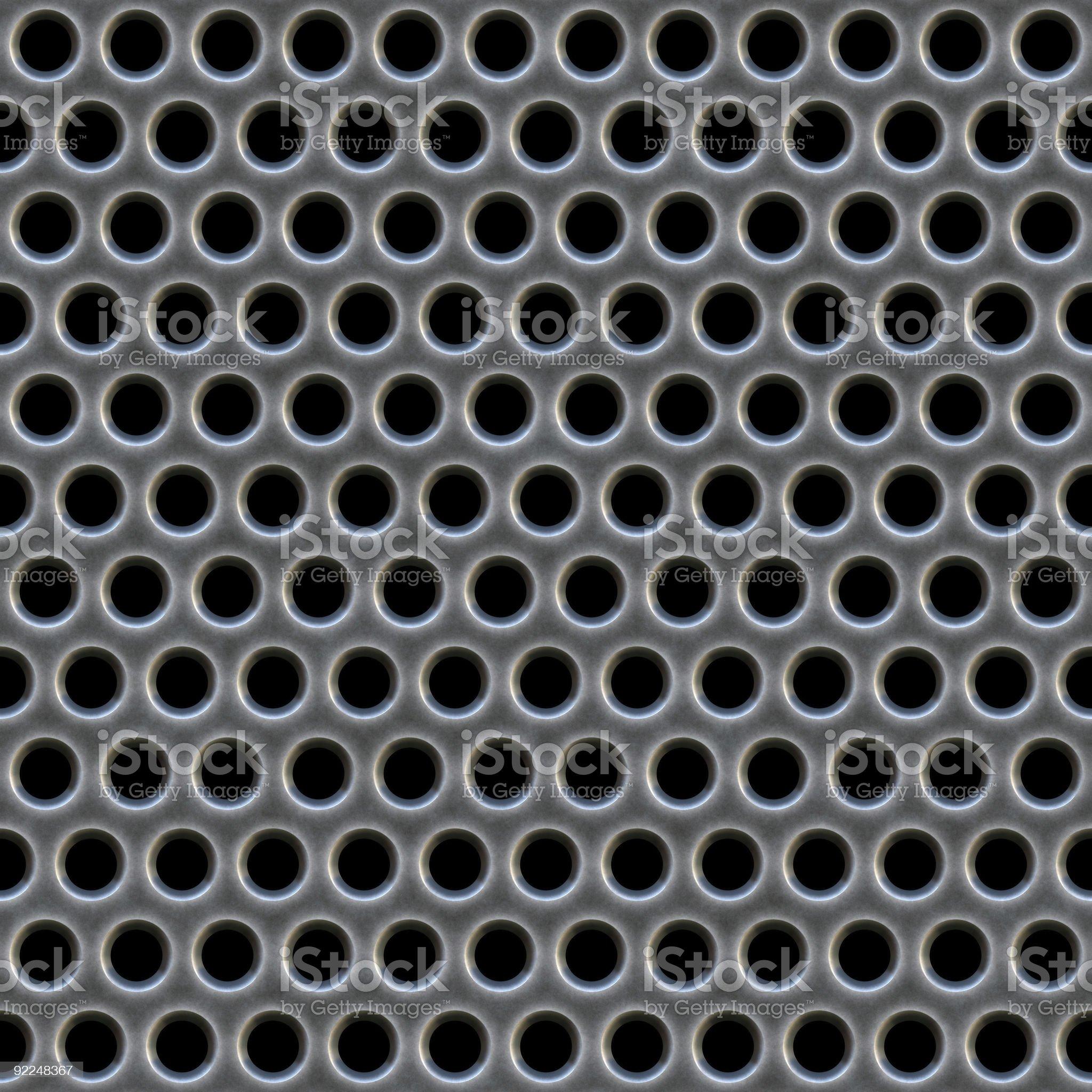 Metal Mesh Pattern royalty-free stock photo