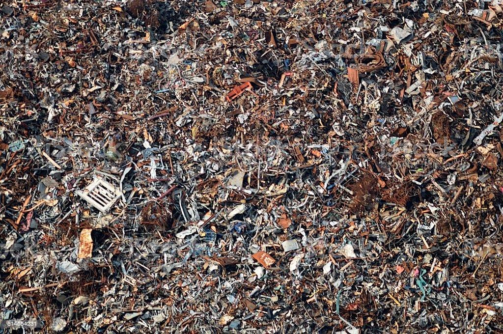 Metal Mountain stock photo
