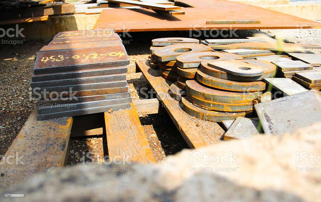 metal object royalty-free stock photo
