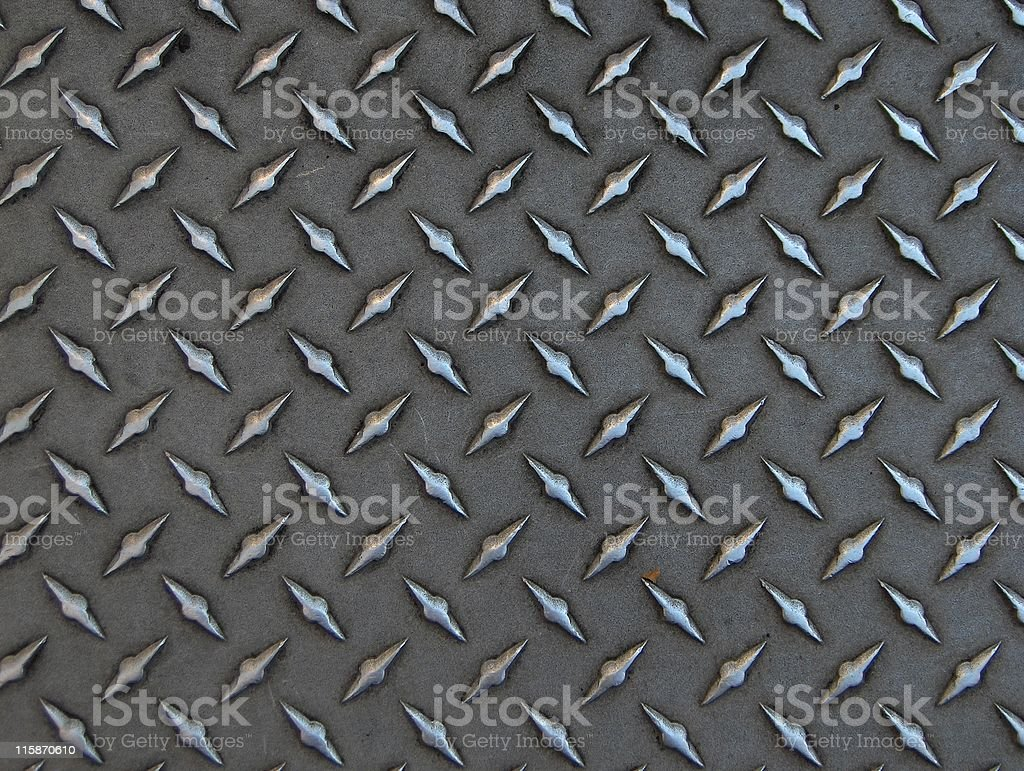 Metal Pattern royalty-free stock photo