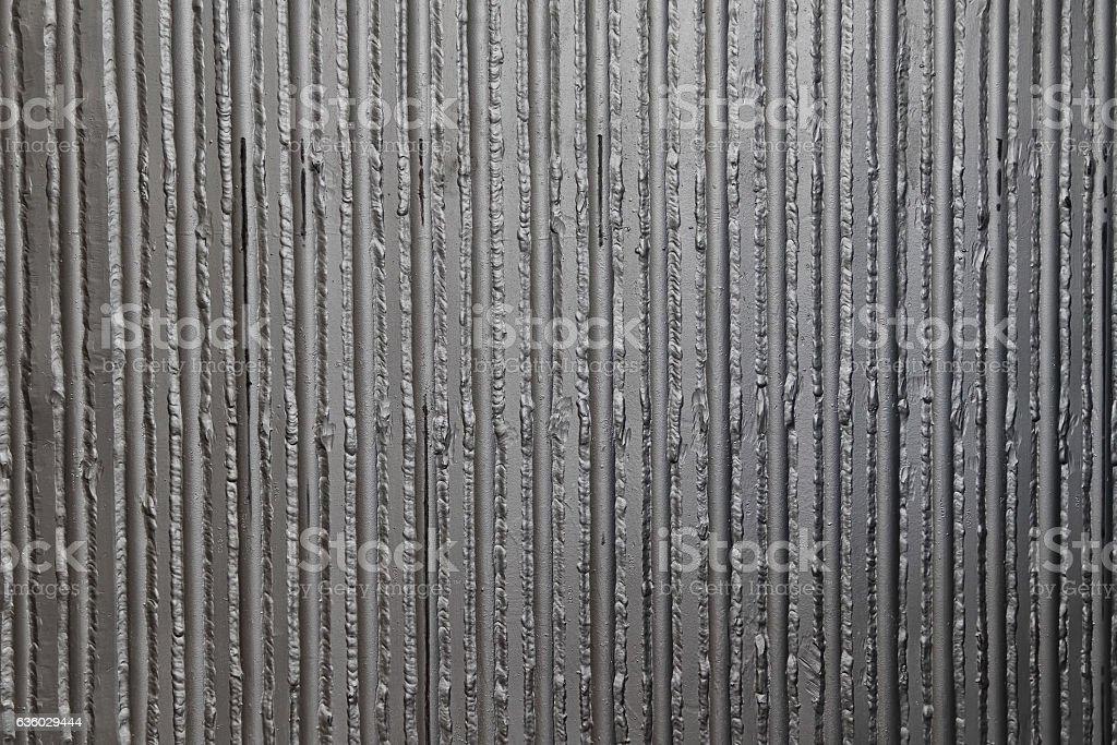 Metal pipes detail stock photo