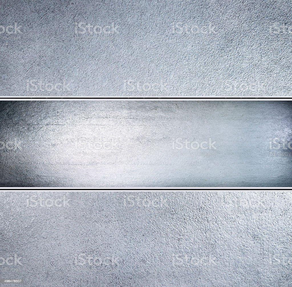 Metal plate steel background. stock photo