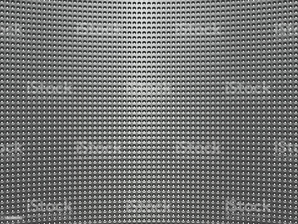 Metal plate steel texture for background royalty-free stock photo