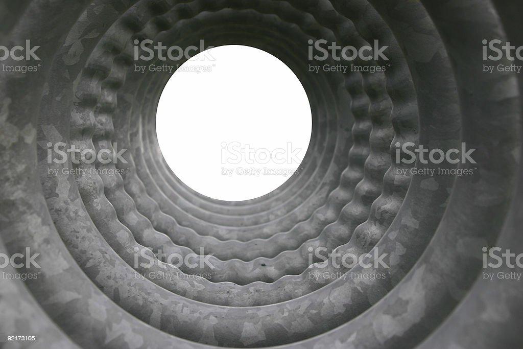 metal ring royalty-free stock photo