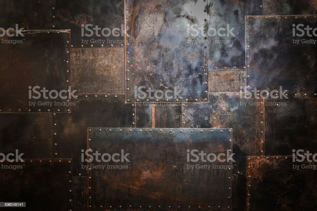 metal rusty corroded texture background stock photo
