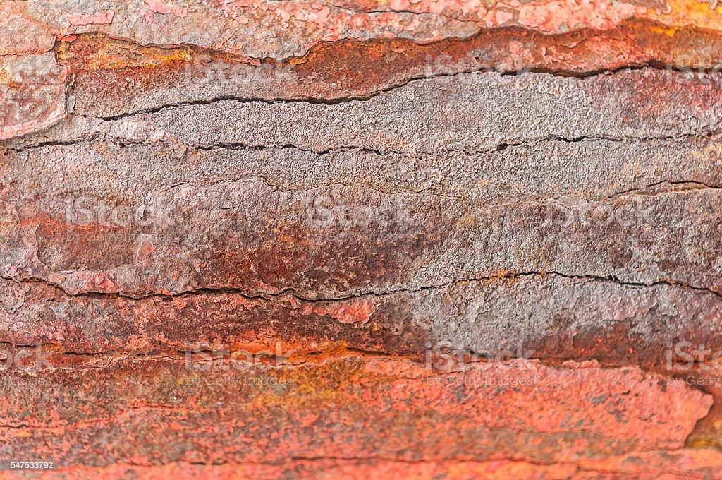 Metal scratch stock photo