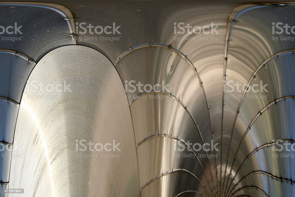 metal structure 4 stock photo