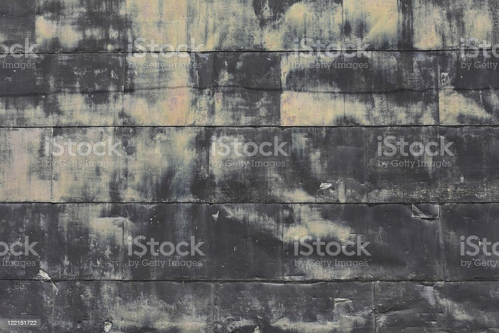 Metal surface royalty-free stock photo