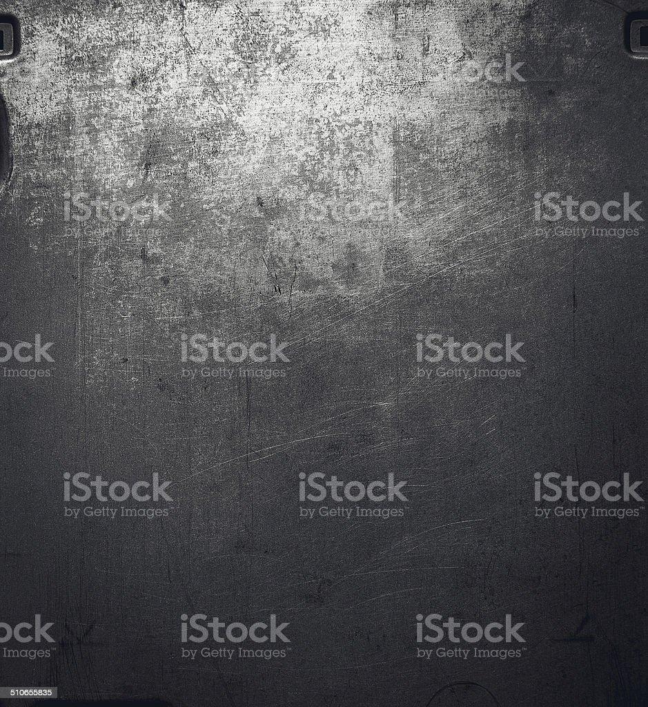 Metal surface. stock photo