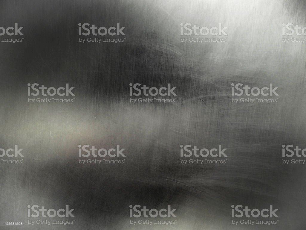 Metal texture horizon stock photo