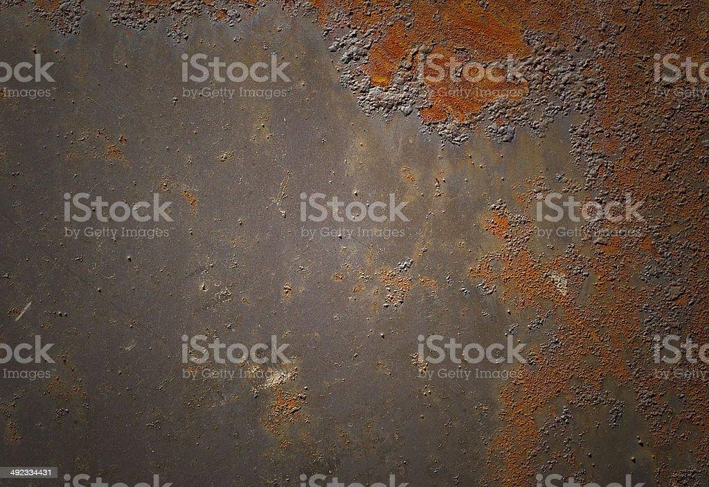 Textura de Metal foto de stock libre de derechos