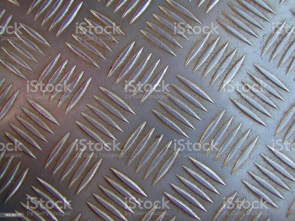 metal treads 2 royalty-free stock photo