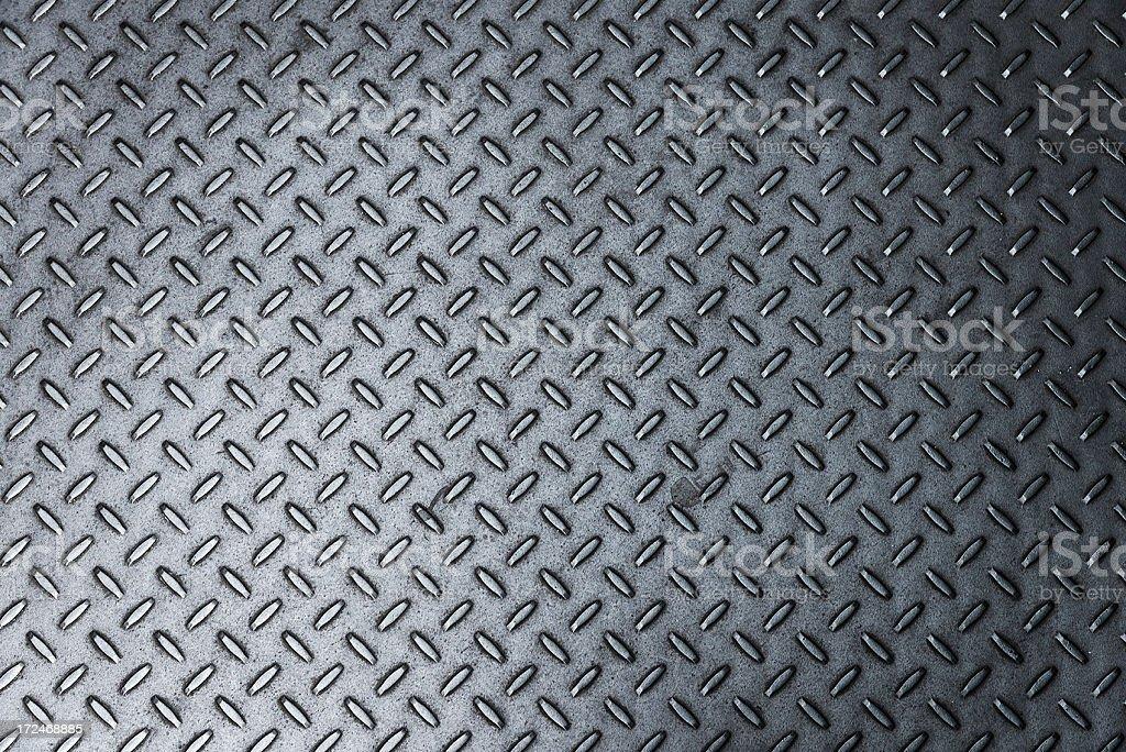 metal treads royalty-free stock photo