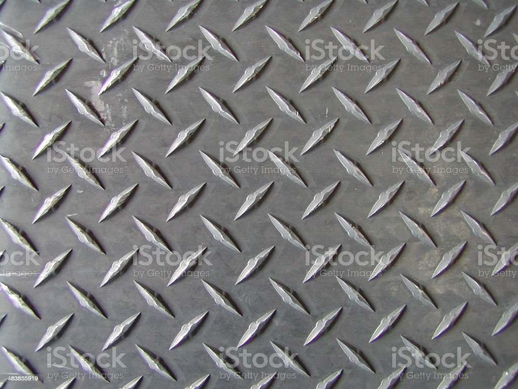 metal treads royalty-free stock photo