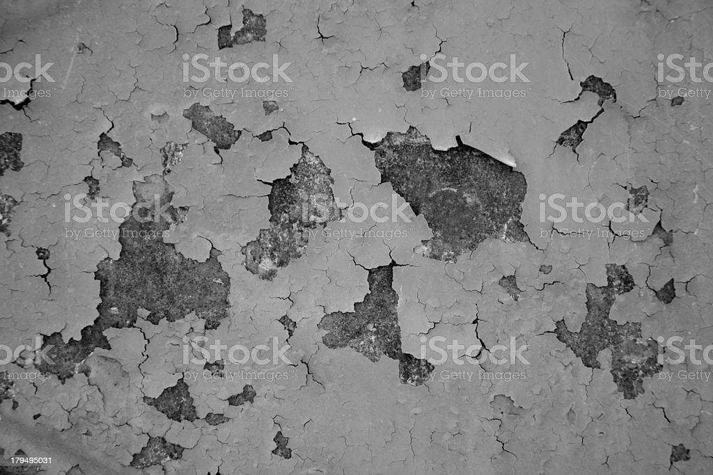 Metal Wall royalty-free stock photo