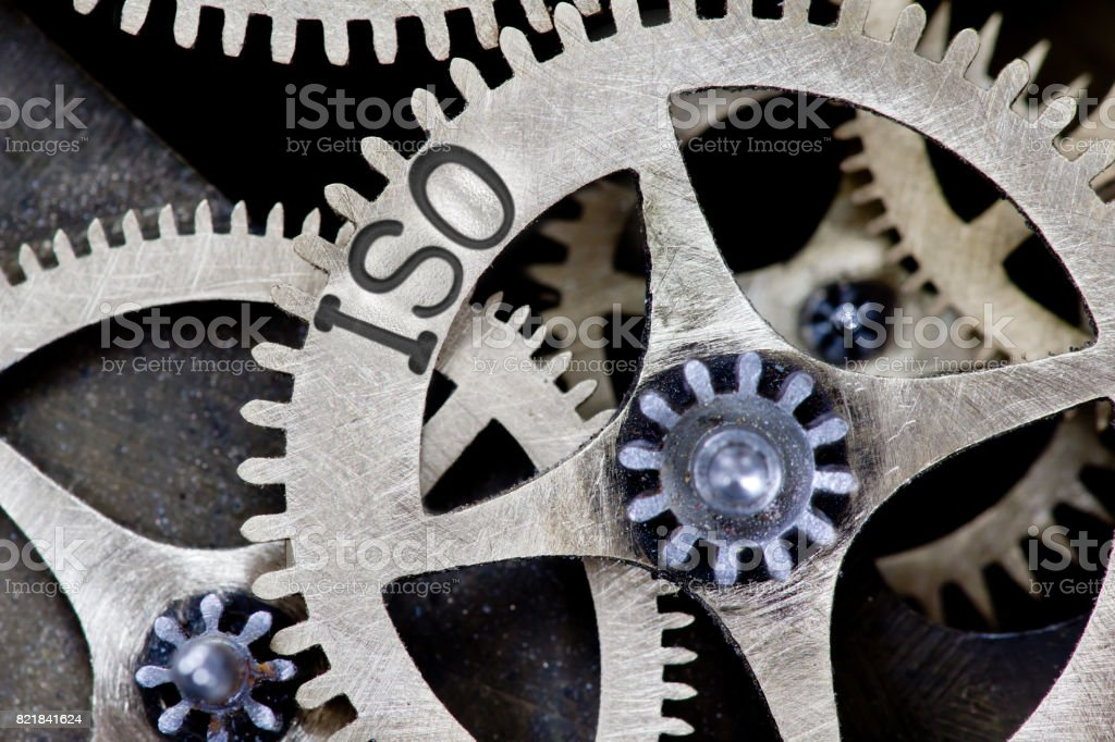 Metal Wheel Concept stock photo