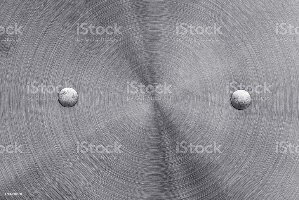 Metalic surface royalty-free stock photo