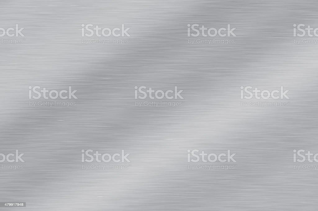 Metalic surface stock photo