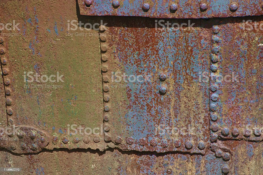 Metalic texture royalty-free stock photo
