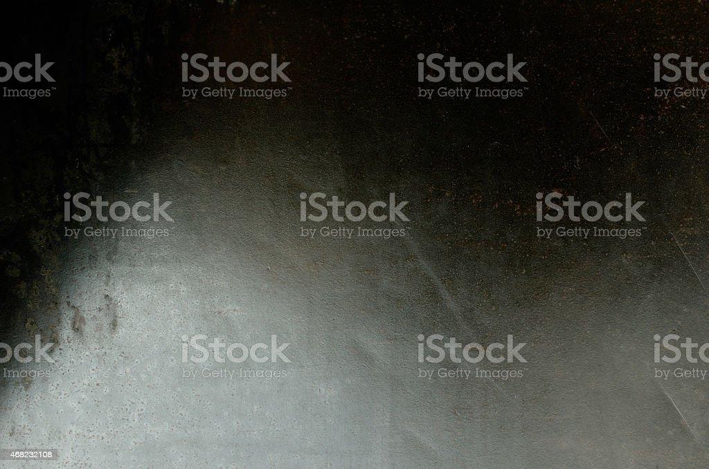Metall textured shiny wall background stock photo