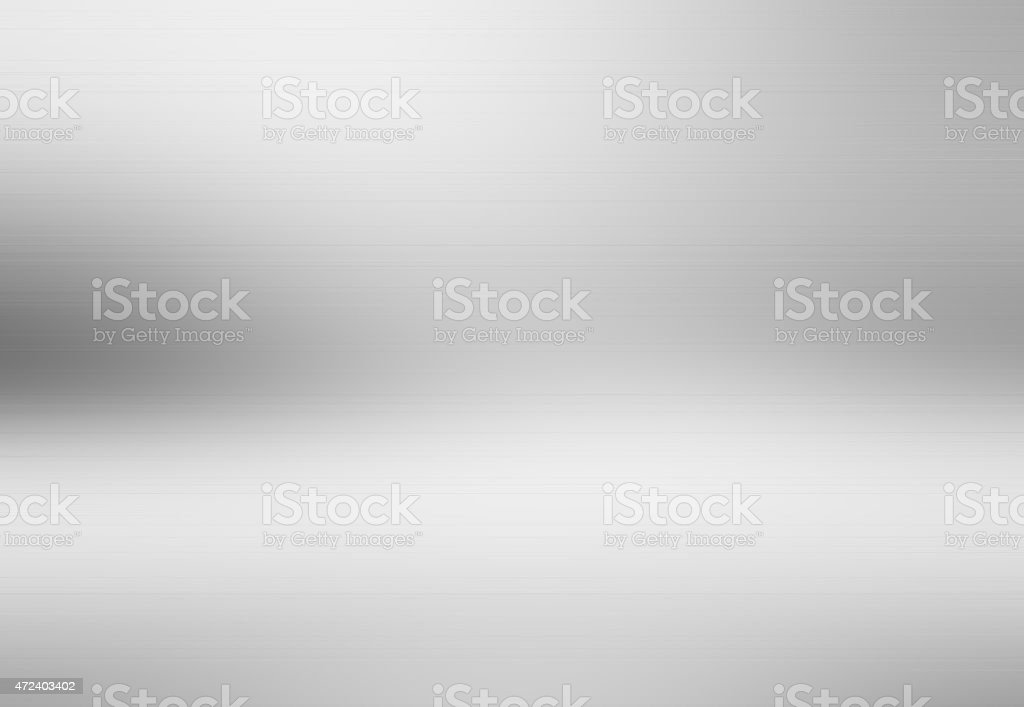 Metallic-style abstract with highlights and lowlights stock photo