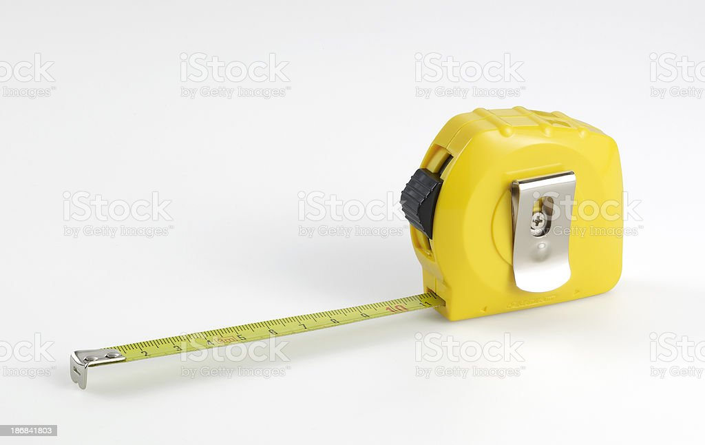 Meter - measuring tool stock photo