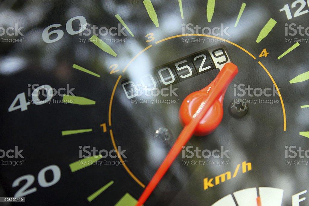 Meter stock photo