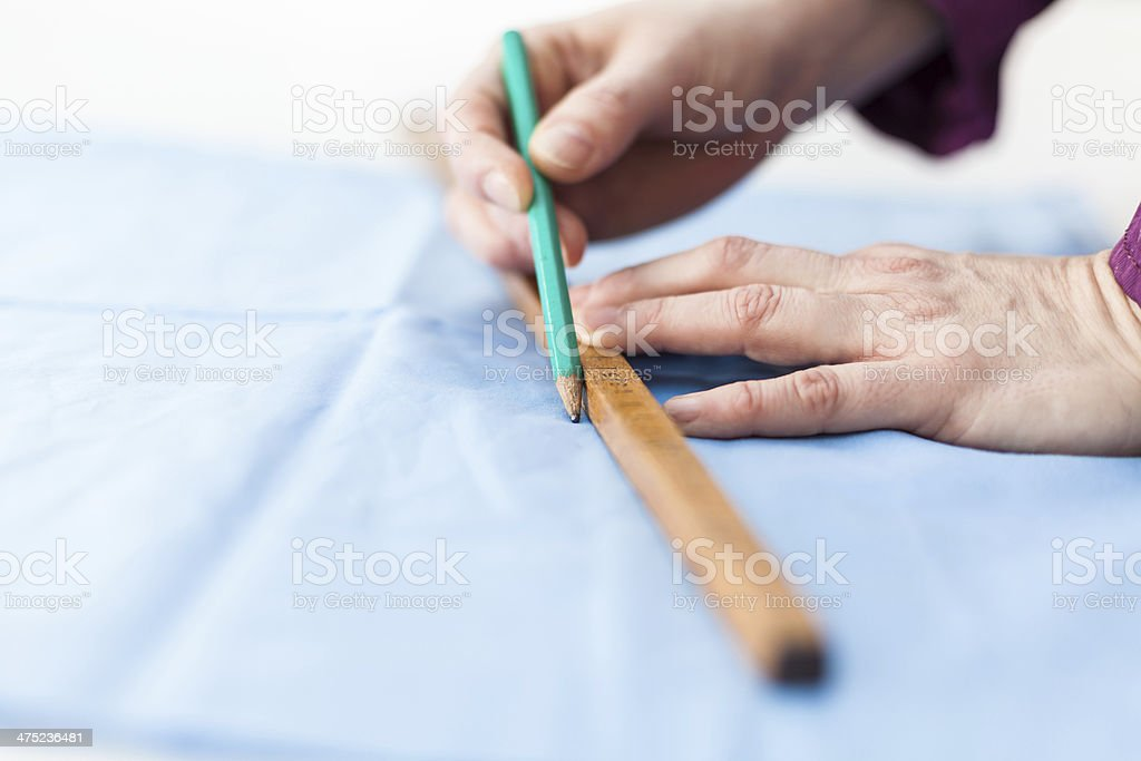 metering tissue royalty-free stock photo