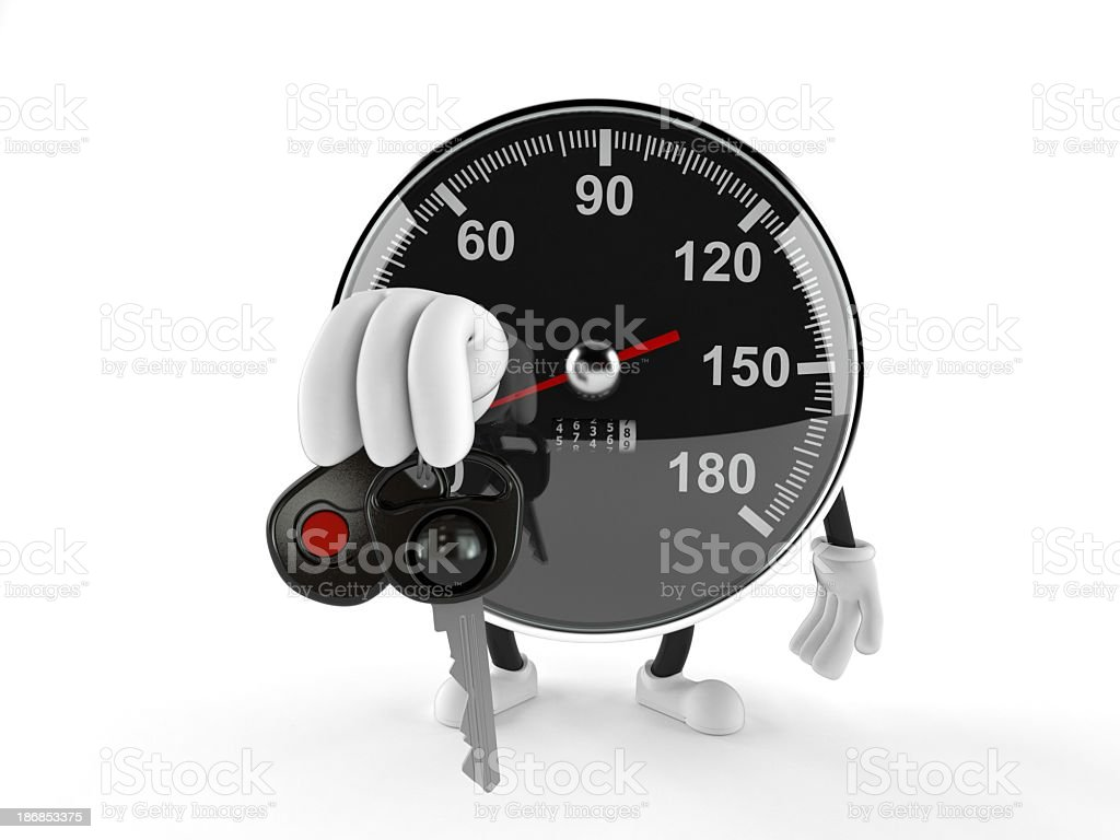 Meter royalty-free stock photo