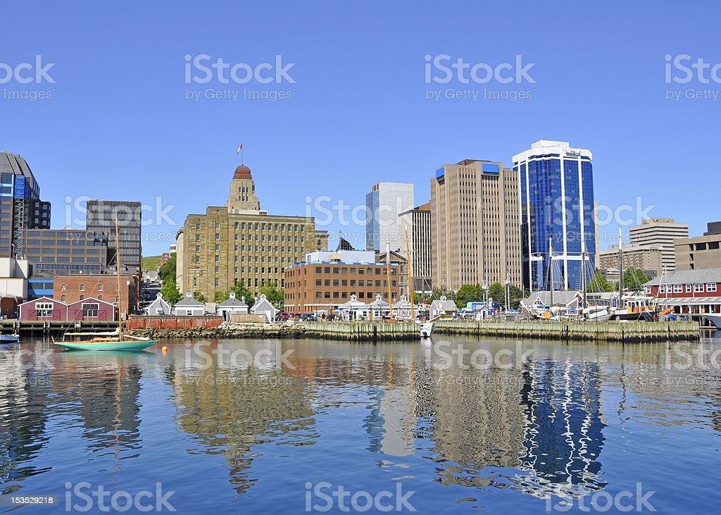Metro Halifax stock photo