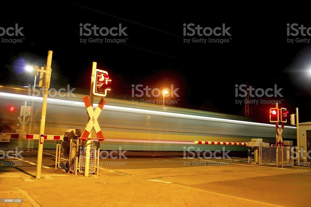 Metro in Bad Homburg near Frankfurt stock photo